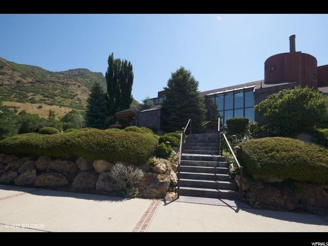 6233 S Canyon Cove Dr, Holladay, UT 84121 (#1536548) :: Eccles Group