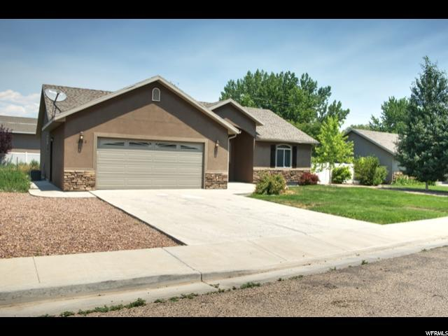 1422 W 250 S, Vernal, UT 84078 (#1536557) :: The Utah Homes Team with iPro Realty Network