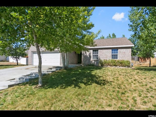 4029 S Lake Mountain Dr W, Saratoga Springs, UT 84045 (#1536576) :: goBE Realty