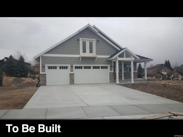302 W Canyonview Dr #35, Midway, UT 84049 (#1536607) :: The Fields Team