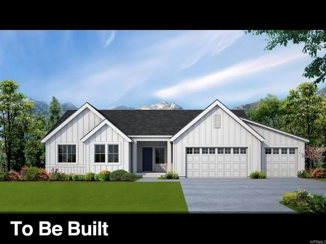 1158 S Red Barn View Dr #38, Santaquin, UT 84655 (#1536638) :: Red Sign Team
