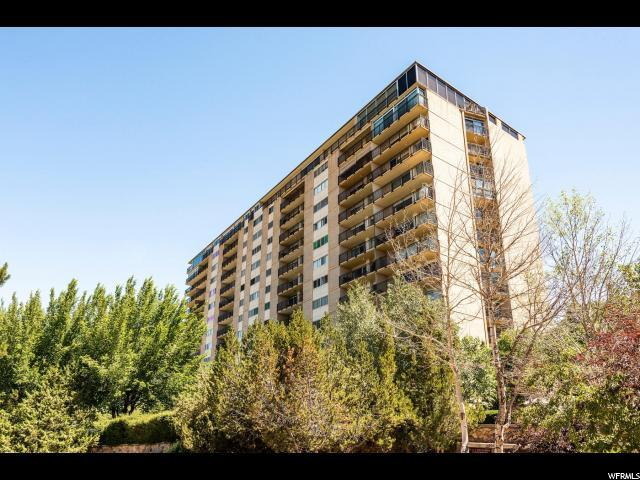 875 S Donner Way #404, Salt Lake City, UT 84108 (#1536648) :: The Fields Team