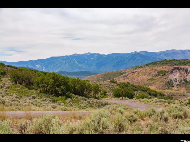 1864 Canyon Gate Rd, Park City, UT 84098 (MLS #1536801) :: High Country Properties