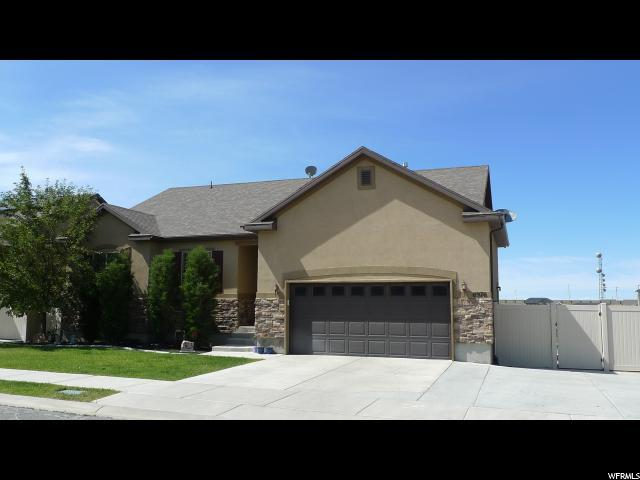 6976 W Sunlit Way S, West Valley City, UT 84081 (#1536819) :: goBE Realty