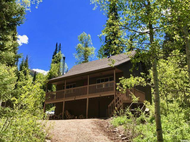 781 Shingle Mill Dr, Oakley, UT 84055 (MLS #1536912) :: High Country Properties