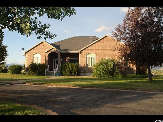 4070 S 4000 W, Wellsville, UT 84339 (#1536982) :: Action Team Realty