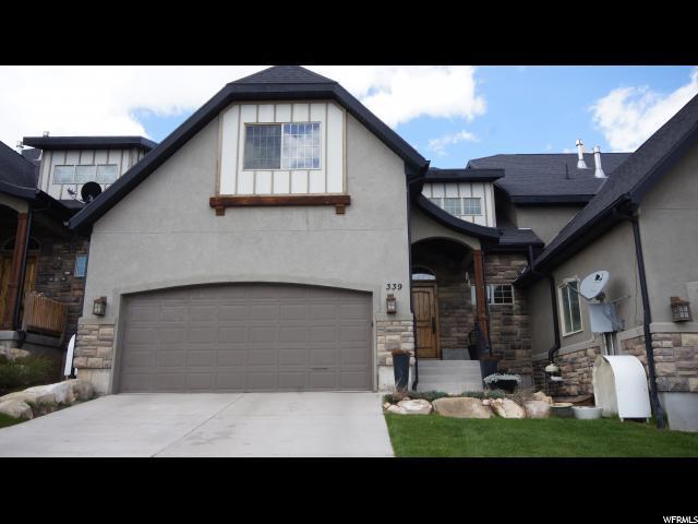 339 N 1400 W, Midway, UT 84049 (MLS #1536994) :: High Country Properties