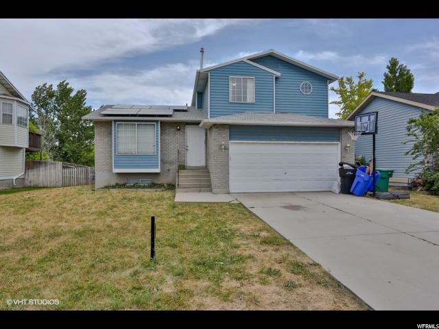 6791 S Clernates Dr, West Jordan, UT 84084 (#1537010) :: Bustos Real Estate   Keller Williams Utah Realtors