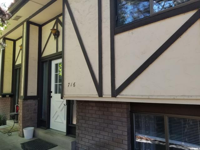 716 E Nibley View Ct S, Salt Lake City, UT 84106 (#1537049) :: Red Sign Team