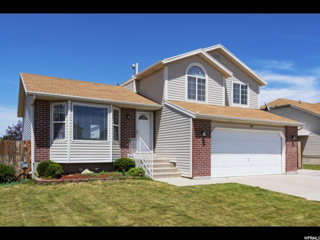 6022 W Laurel Canyon Dr S, Salt Lake City, UT 84118 (#1537065) :: goBE Realty