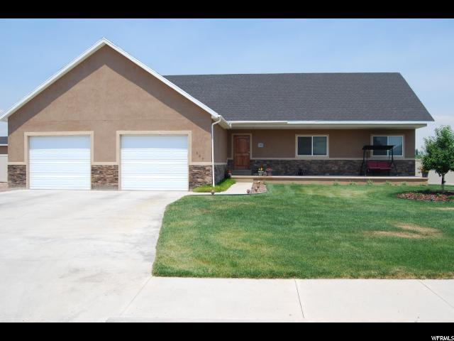 303 E 2900 S, Naples, UT 84078 (#1537071) :: Red Sign Team
