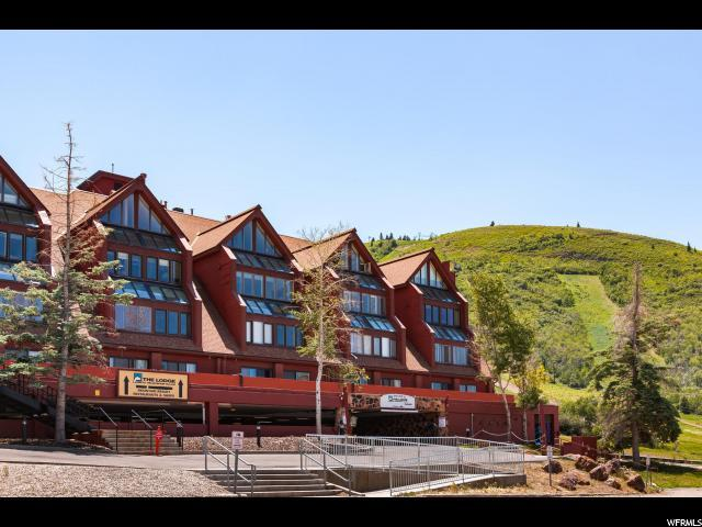 1415 Lowell Ave #151, Park City, UT 84060 (#1537072) :: Big Key Real Estate