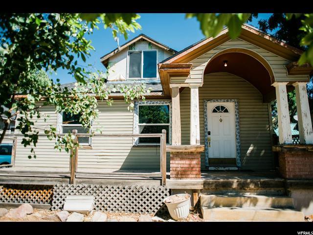 22 W 150 S, Coalville, UT 84017 (MLS #1537100) :: High Country Properties