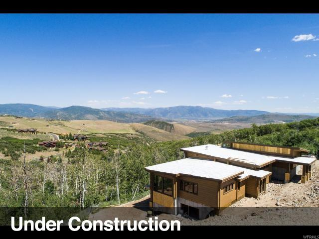 8424 N Promontory Ranch Rd #71, Park City, UT 84098 (#1537168) :: The One Group