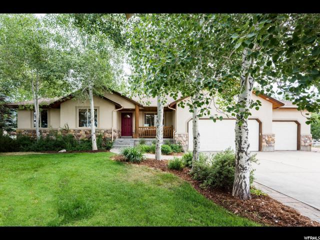 1835 S Oak Ln, Francis, UT 84036 (MLS #1537182) :: High Country Properties