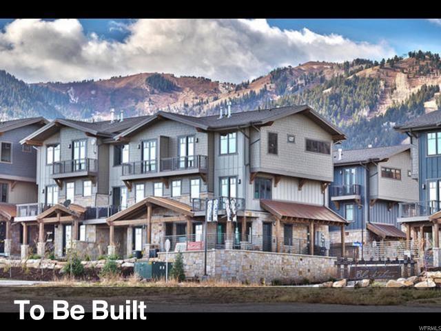 3751 Blackstone Dr 2F, Park City, UT 84098 (#1537183) :: Big Key Real Estate