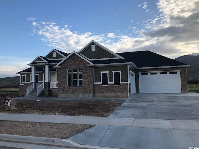 3910 N Thurston Dr, Mountain Green, UT 84050 (#1537280) :: Keller Williams Legacy