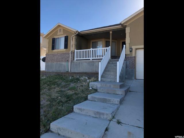 3883 S Sunrise Dr E, Saratoga Springs, UT 84045 (#1537302) :: Bustos Real Estate | Keller Williams Utah Realtors