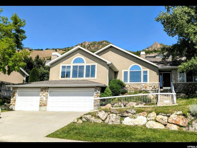 6515 S Canyon Cove Pl, Holladay, UT 84121 (#1537432) :: Eccles Group