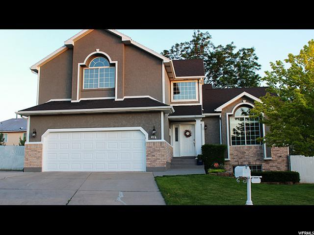 213 W 1350 N, Centerville, UT 84014 (#1537498) :: Exit Realty Success