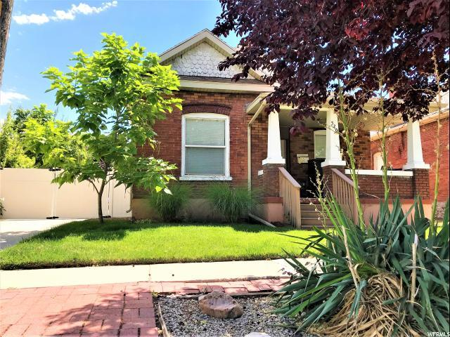 526 N Pugsley St W, Salt Lake City, UT 84103 (#1537521) :: Bustos Real Estate   Keller Williams Utah Realtors