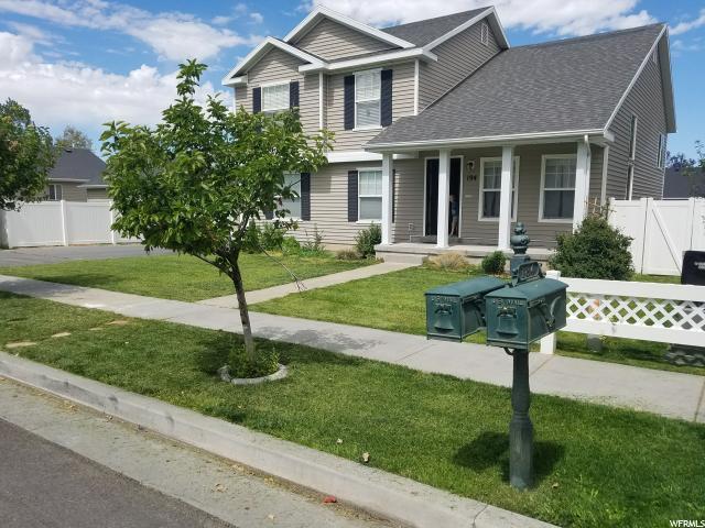 194 W 1380 N, Tooele, UT 84074 (#1537547) :: Bustos Real Estate | Keller Williams Utah Realtors