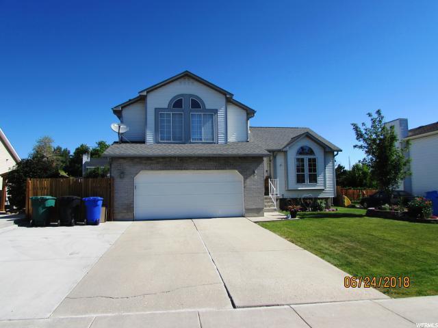 5144 W Ticklegrass Rd, West Jordan, UT 84081 (#1537564) :: Bustos Real Estate   Keller Williams Utah Realtors