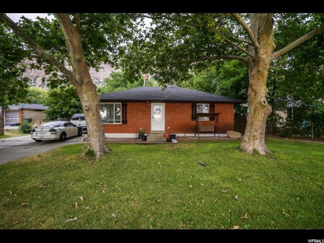 354 N Collins Blvd, Ogden, UT 84404 (#1537575) :: goBE Realty