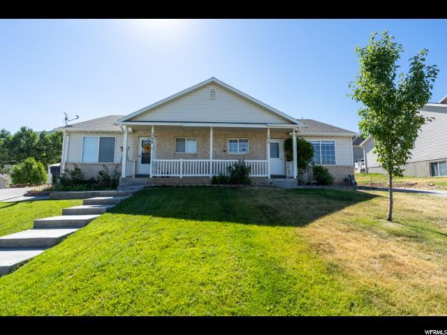 358 N Peach St, Santaquin, UT 84655 (#1537608) :: Eccles Group
