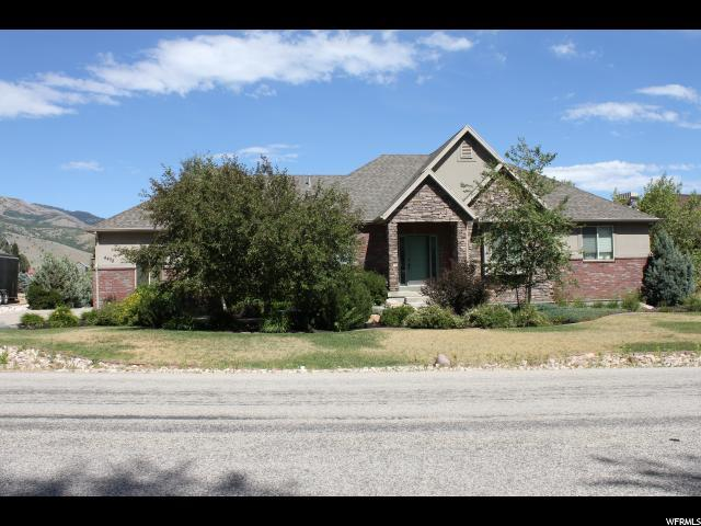 4458 N 3150 E, Liberty, UT 84310 (#1537630) :: Keller Williams Legacy