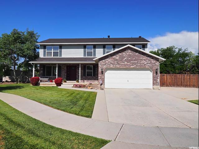 5178 S Danshill Cir W, Taylorsville, UT 84129 (#1537632) :: Bustos Real Estate | Keller Williams Utah Realtors