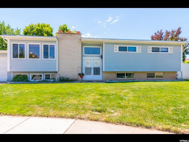 4990 Pinehill Dr S, Murray, UT 84107 (#1537697) :: The Fields Team