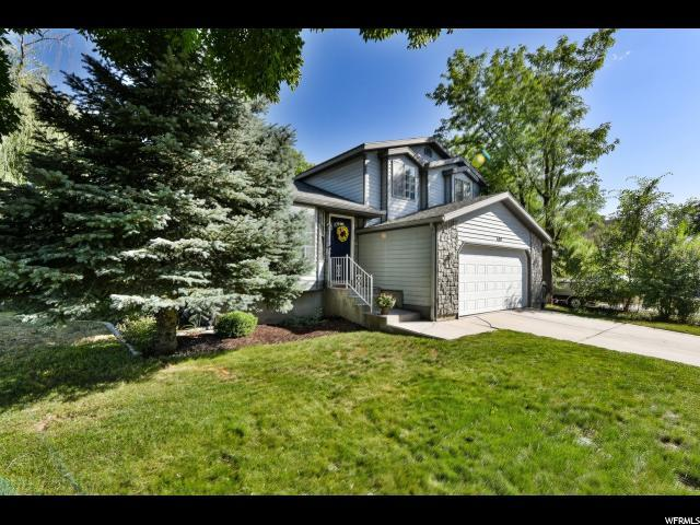 584 E Bulrush Way S, Salt Lake City, UT 84106 (#1537715) :: The Fields Team