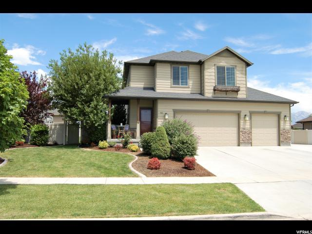 506 W Bono Blvd, Saratoga Springs, UT 84045 (#1537802) :: Red Sign Team