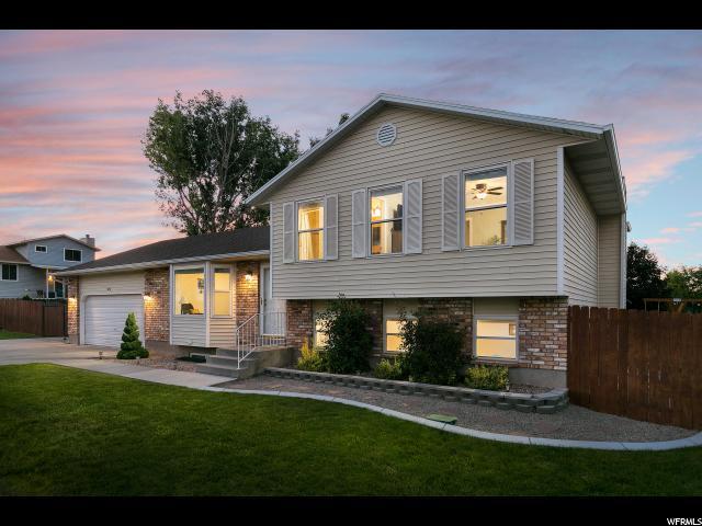 5296 W Ticklegrass Rd, West Jordan, UT 84081 (#1537900) :: Bustos Real Estate   Keller Williams Utah Realtors