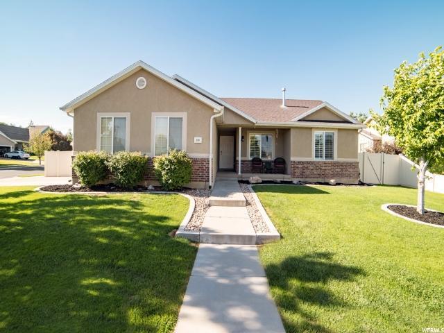 236 W 1700 N, Lehi, UT 84043 (#1537907) :: Big Key Real Estate