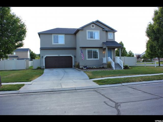 7905 N Vista View Dr E, Eagle Mountain, UT 84043 (#1537955) :: Red Sign Team