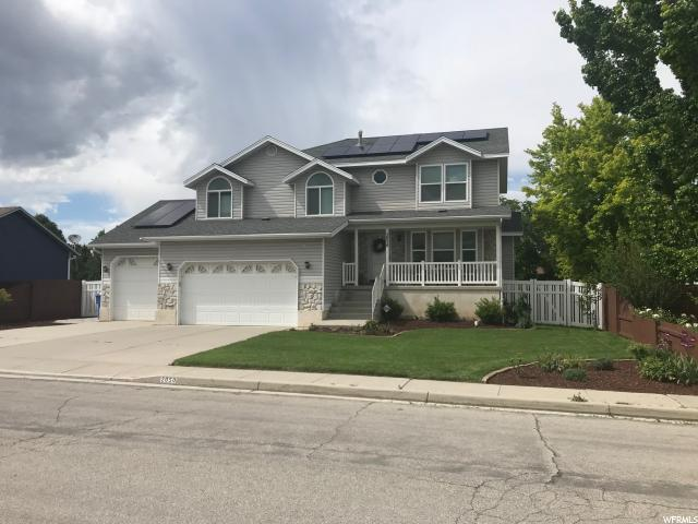 2050 W 5620 S, Taylorsville, UT 84129 (#1537982) :: The Fields Team