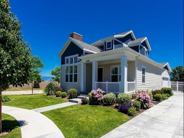 10309 S Holt Farm Ln S, South Jordan, UT 84095 (#1538001) :: Bustos Real Estate   Keller Williams Utah Realtors