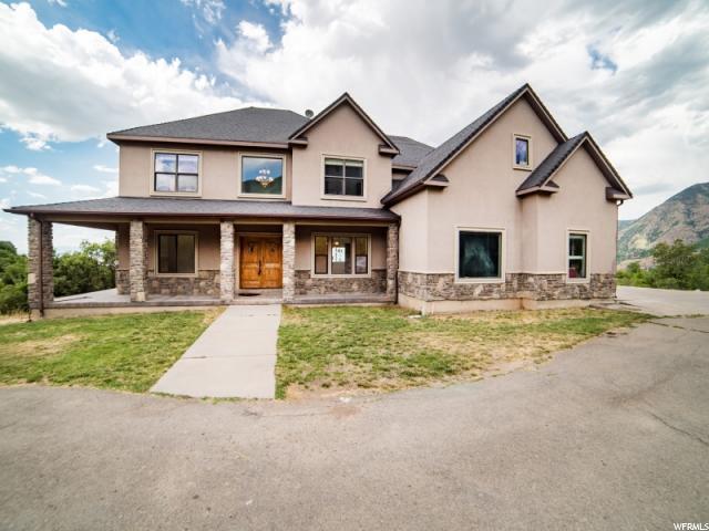 460 S Oak Dr, Woodland Hills, UT 84653 (#1538126) :: Eccles Group