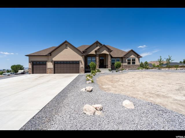 9657 N Faust Sta, Eagle Mountain, UT 84005 (#1538140) :: Red Sign Team