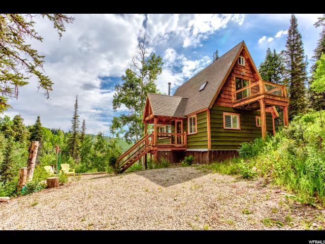 1519 Pine Needle Cir F-5, Wanship, UT 84017 (MLS #1538141) :: High Country Properties