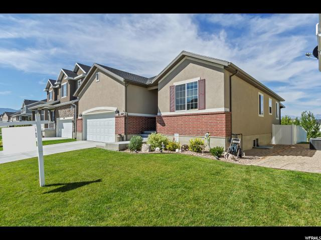 6485 N Star Discovery Way W, Stansbury Park, UT 84074 (#1538214) :: Eccles Group