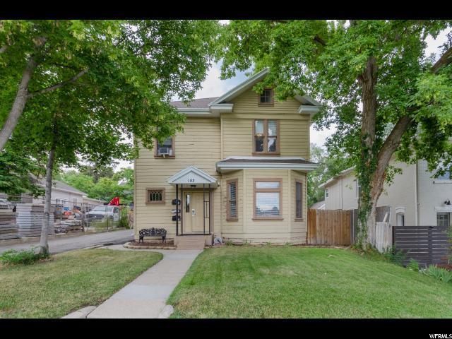 182 N St, Salt Lake City, UT 84103 (#1538215) :: Bustos Real Estate   Keller Williams Utah Realtors
