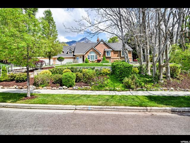 45 S Lone Peak Dr E, Alpine, UT 84004 (#1538246) :: Eccles Group