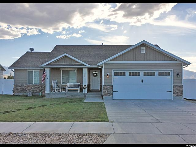 246 S Worthington St E, Grantsville, UT 84029 (#1538360) :: Red Sign Team