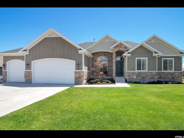 2522 S Colt Dr E, Saratoga Springs, UT 84045 (#1538362) :: The Fields Team