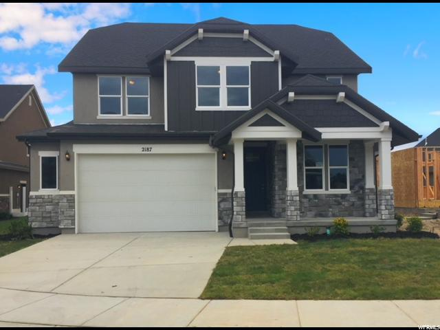 2187 W Silver Leaf Dr #27, Mapleton, UT 84664 (#1538371) :: The Utah Homes Team with iPro Realty Network