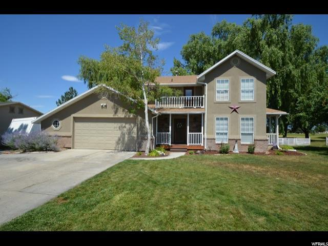 474 E Country Club, Stansbury Park, UT 84074 (#1538424) :: Eccles Group