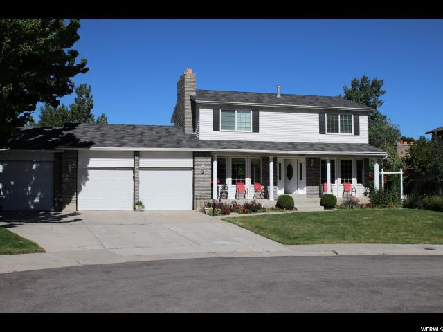 5390 S Lynncrest Cir, Taylorsville, UT 84129 (#1538518) :: Bustos Real Estate | Keller Williams Utah Realtors